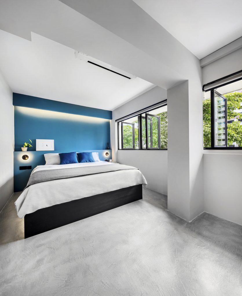 Shan Wong Interior Design - Telok Blangah Crescent, Singapore
