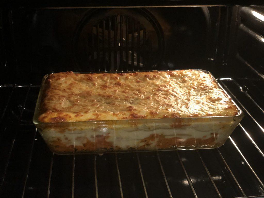 Beyond Beef Lasagna